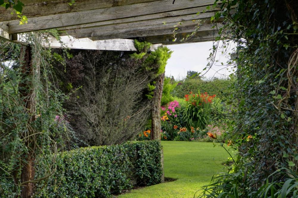 Gardens and Grounds -